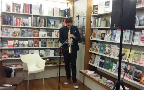 Lesung in der Buchhandlung Tyrolia am 23.05.2017