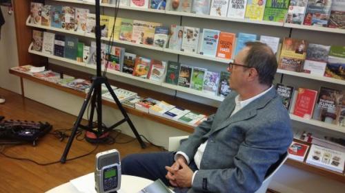 Lesung in der Buchhandlung Tyrolia